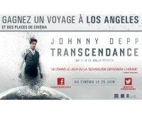 eDreams: 1 voyage à Los Angeles et des places de ciné pour le film Transcendance à gagner