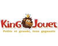 King Jouet: 20€ offerts dès 100€ d'achat