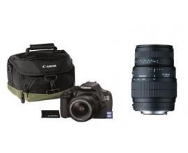 Fnac: Appareil reflex numérique Canon EOS 1200 D 18 à 399,90€ au lieu de 649,90€