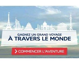 Air France: 4 billets d'avions A/R pour 2 personnes pour la destination de votre choix à gagner