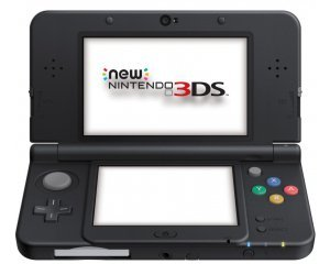 New nintendo 3ds promo