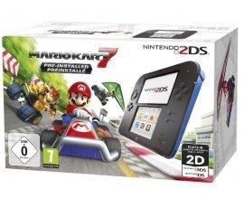 Fnac: [Adhérents] Console Nintendo 2DS + le jeu Mario Kart 7 à 69,99€ (dont 20€ offerts en chèque cadeau)