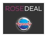 Vente Privée: Payez 50 € votre bon d'achat Speedy de 100 €
