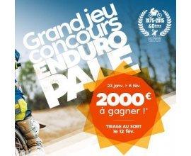 Motoblouz: Grand jeu concours Enduropale : 2 000€ en bon d'achat à gagner