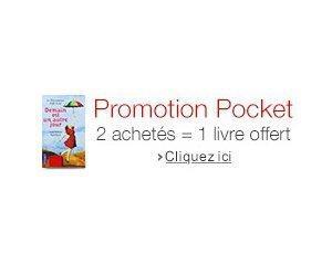 Amazon: 2 livres achetés = 1 livre offert (Pocket,Ffolio, Pléiade)