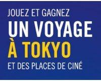 eDreams: Un voyage à Tokyo au Japon et 28 places de ciné pour Les Nouveaux Héros à gagner