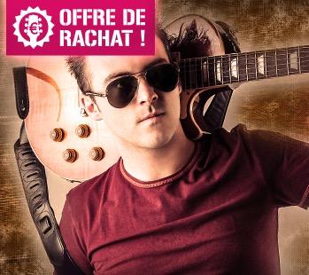 Code promo Bax Music : Bax-shop rachète votre guitare ou votre basse