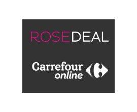 Vente Privée: Payez 15€ pour 30€ ou 50€ pour 100€ de bons d'achat Carrefour Online