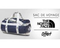 SurfStitch: Un sac de voyage The North Face offert dès 300 € d'achat