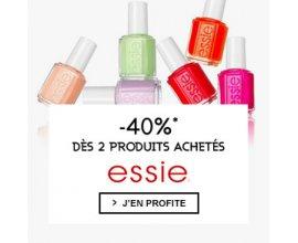 Galeries Lafayette: - 40% dès 2 produits ESSIE achetés