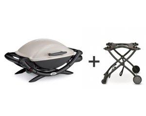 barbecue weber gaz q2000