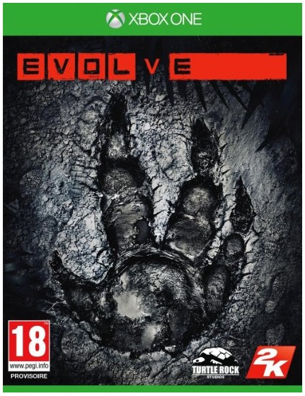 Code promo Amazon : Le jeu Evolve sur Xbox One à 2,99€