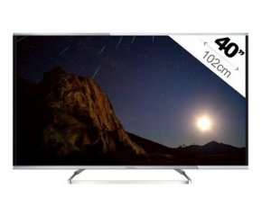 panasonic smart tv led 4k 3d de 40 102 cm 40ax630e. Black Bedroom Furniture Sets. Home Design Ideas