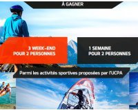 Kia: 1 semaine & 3 week-ends UCPA pour 2 personnes à gagner