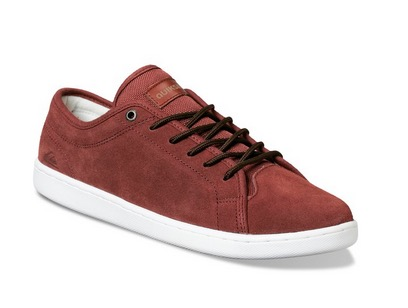 Code promo Quiksilver : Chaussures Homme Quiksilver Cove Suede à 34,97€