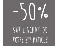 Snowleader: - 50% sur l'achat de votre 2ème article