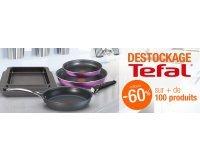 Auchan: Destockage TEFAL : jusqu'à -60% sur plus de 100 produits