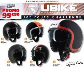 Cardy: Votre casque UBIKE à 99,90€ au lieu de 139,20€