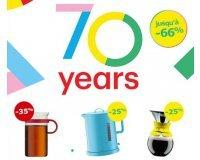 Alice Délice: Jusqu'à - 66% sur la marque Bodum (cafetière, bouilloire, mug, etc)