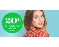 BALSAMIK: 20€ offerts dès 50€ d'achats