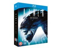 Zavvi: Coffret Blu-Ray Alien Anthology (4 films) à 11,79€