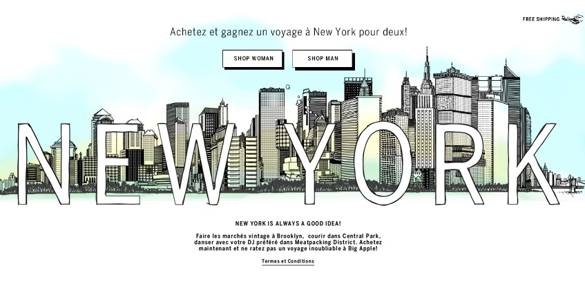 achetez et gagnez un voyage new york ou des cartes cadeaux bershka. Black Bedroom Furniture Sets. Home Design Ideas