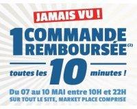 Cdiscount: 1 commande remboursée toutes les 10 minutes