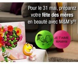 My M&M's: - 20% sur votre commande de M&Ms personnalisés
