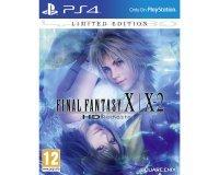 Zavvi: Jeu PS4 Final Fantasy X - X-2 HD Remaster à 18,99€ livraison comprise