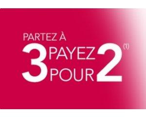Voyages SNCF: Partez à 3 pour le prix de 2 (300000 billets disponibles)