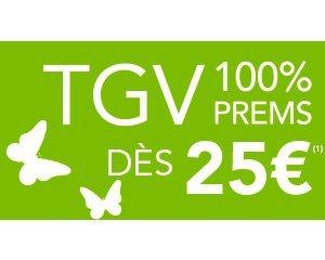 Voyages SNCF: 400000 billets au tarif PREMS pour voyager en juin
