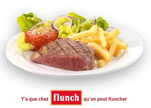 Code promo Groupon : 10€ de réduction sur votre addition midi ou soir dans les restaurants Flunch pour 1€