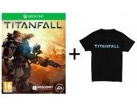 Auchan: Titanfall sur Xbox One + 1 t-shirt du jeu pour 19,99€