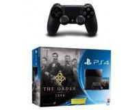 Cdiscount: Pack PS4 500Go + le jeu The Order 1886 + une 2ème Manette pour 359,99€