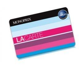 Monoprix: Jusqu'à 50% de remise chez Monoprix avec la carte