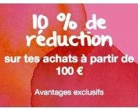 Desigual: 10 % de réduction dès 100 € d'achat avec la carte Amig@
