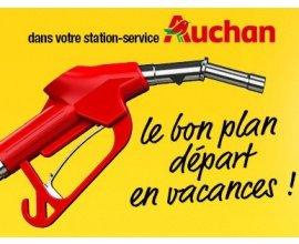 Auchan: [Le 3 et 4 juillet] Carburant à prix coûtant
