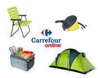 Carrefour: - 10% sur la catégorie Camping & Randonnée