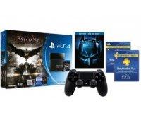 Amazon: PS4 + Batman Arkham Knight + 2e manette + PS Plus + Blu-ray The Dark Knight