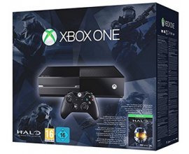 Amazon: Console Xbox One + Halo: Master Chief Collection à 339,99€