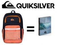 Quiksilver: Un Sac à Dos Quiksilver Acheté = 1 Agenda Offert