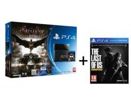 Amazon: Pack PS4 Batman Arkham Knight + le jeu The Last of Us à 399€