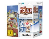 Auchan: Jeu Wii U Captain Toad : Treasure Tracker + Amiibo Toad en édition limitée