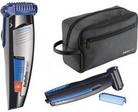 Auchan: Kit tondeuse barbe et corps BABYLISS P0776E