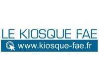 Kiosque FAE: Des abonnements à prix réduits et 10 € de réduction pour toute commande