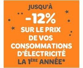 Happ'e: Happ'e : Jusqu'à - 12% sur le prix de vos consommations d'électricité