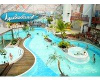Groupon: 1 an d'abonnement accès illimité au parc aquatique Aquaboulevard pour 99€