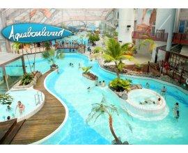 Groupon: 1 an d'accès illimité au parc aquatique Aquaboulevard pour 99€
