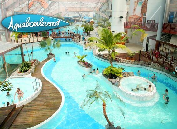 Code promo Groupon : 1 an d'accès illimité au parc aquatique Aquaboulevard pour 99€