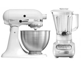 Cdiscount: KITCHENAID Robot sur socle 4,3L 5K45SS + Blender/mixeur 1,5L 5KSB45